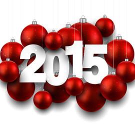 Я поздравляю Вас с 2015 годом!!!